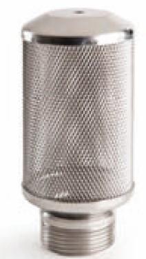 Ansaugfilter Maschenweite 1,2mm Edelstahl Außengewinde 1 1/4 Zoll