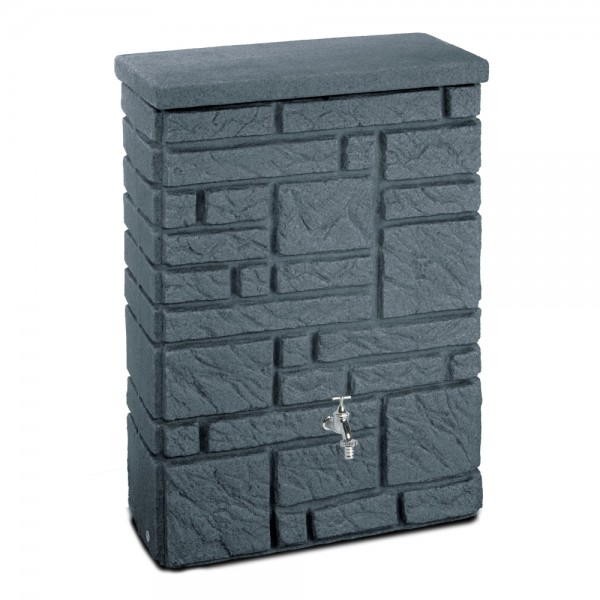 3P Regenspeicher Maurano 300L black granit