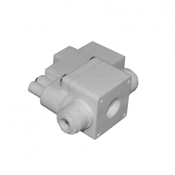 Hochdruck Schalter 1/4' Steckanschluss Farbe weiß