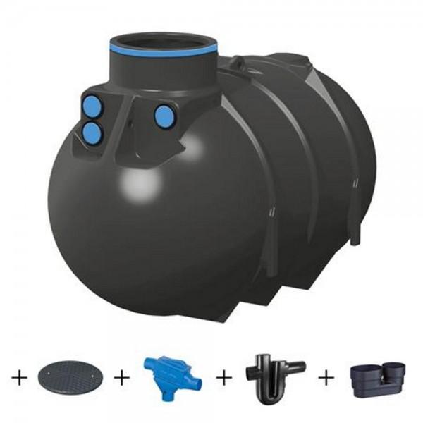 Erdtank BlueLine II 2600 Liter PROFI