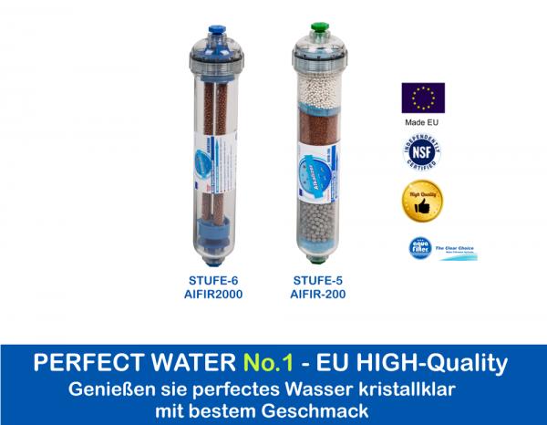 Quality Kartuschen Perfect Water No 1