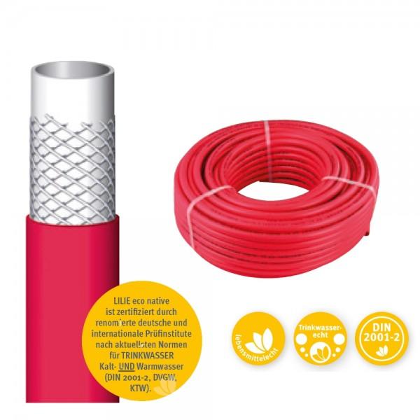 Warmwasserschlauch 10x14mm Preis pro Meter min Abnahme 50m