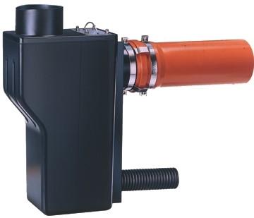 Multisiphon mit Tierschutz u. Rückstauklappe frachtfrei