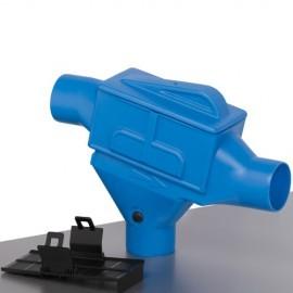 3P Greenlinefilter Z mit Kunststoff- Filtereinsatz Höhenversatz 117 mm