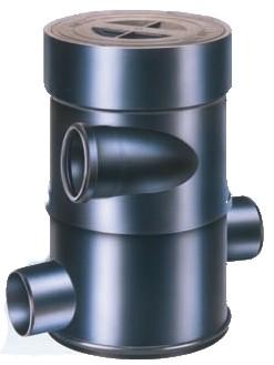 WISY Filter WFF 100 inkl. Verlängerung Maschenweite 0,44 mm frachtfrei