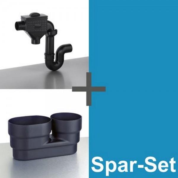 3P Spar-Set SIF (Siphonfilter und Beruhigter Zulauf)