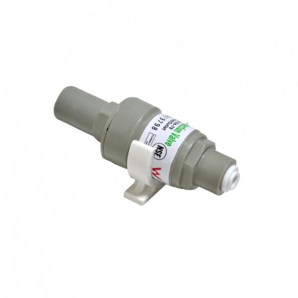 Druckregler für Unterbau und RO Systeme 1/4' x 1/4' Schlauchanschluss