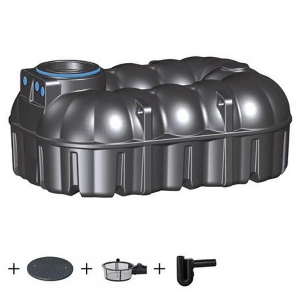 Regenspeicher NEO 7100 Liter ECO inkl. Korbfilter