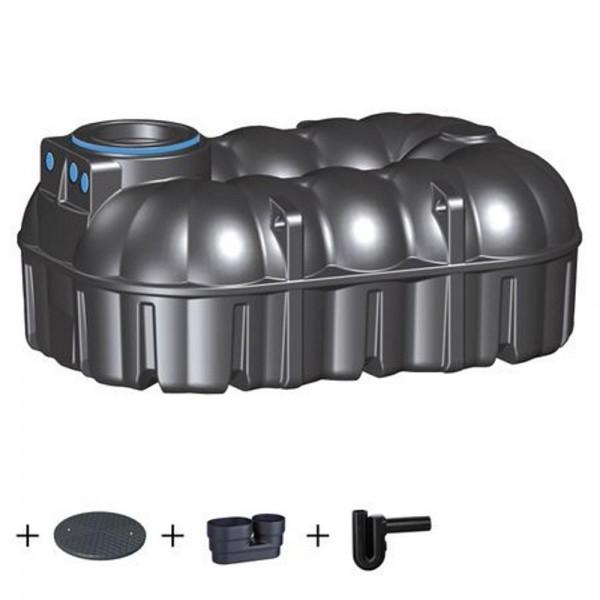 Regenspeicher NEO 7100 Liter STANDARD mit Zubehör