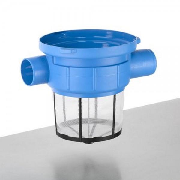 Gartenkorbfilter (Gartenfilter Short) mit Filterkorb und Entnahmestange