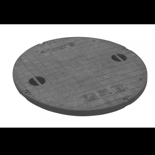 STABIFLEX Abdeckung SOLO 648-600kg Typ1 (mit Griffmulden) AB-648-PO-600kg-T1