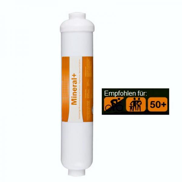 Wasserveredelung Mineral+ (Ersatzfilter für Sonvita Mineral+)