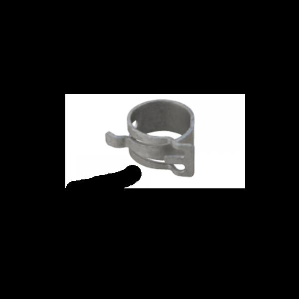 Federbandschelle 25mm (240-268mm)