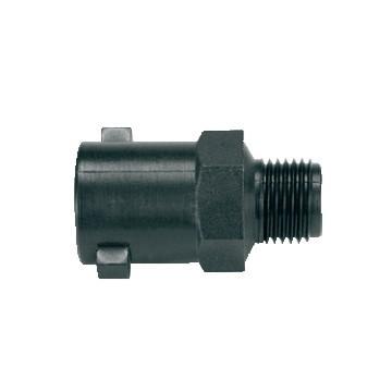 Schnellanschlußadapter für Bajonettekupplung 1/4 ZollA