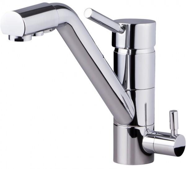Japura 3in1 Wasserhahn für Osmoseanlagen