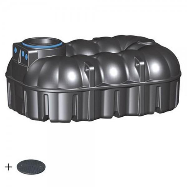 Regenspeicher NEO 7100 Liter BASIC inkl. Deckel TopCover
