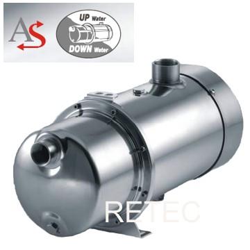 Steelpumps X-AMO 80 Saug od. Druckp. intergrierte Schaltautomatik frachtfrei