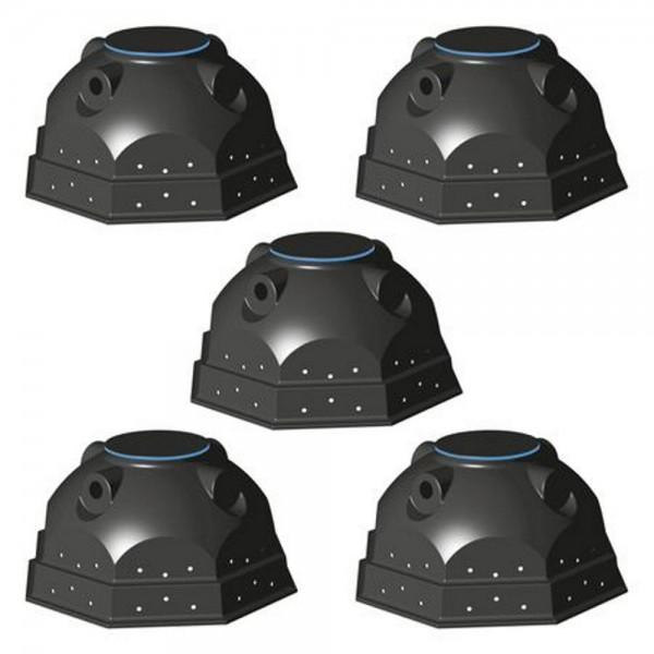 Sickeriglu Standard Paket 4.500 L 5 x 900 L
