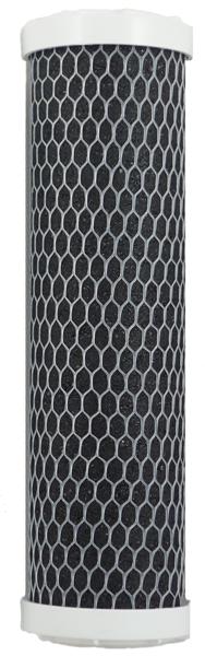 Aktivkohleblockkartusche gepresste Aktivkohle 10' x 2,5'