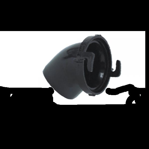 RV 45° Schlauchadapter