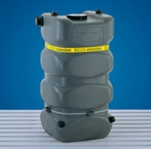 variocistern 1000 L 780x780x1900 mm Basistank frachtfrei