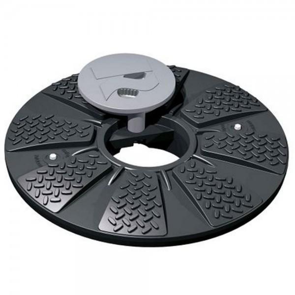 Thermodeckel TwinCover ohne Wasseranschluss / mit Innendeckel