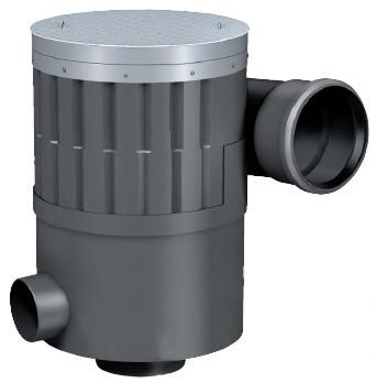 WISY Filter Aluminiumdeckel begehbar frachtfrei