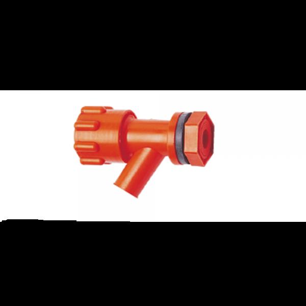 Eck-Auslaufventil 3/8 Zoll x 12mm