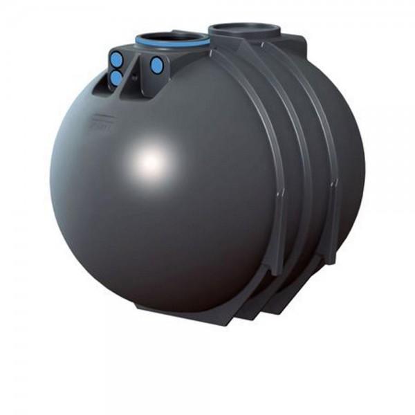 Erdtank BlueLine II 7600 Liter SOLO ohneDeckel - besonders stabil robust -