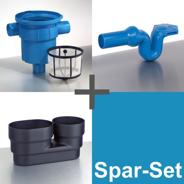3P Spar-Set Gartenfilter (GF) frachtfrei