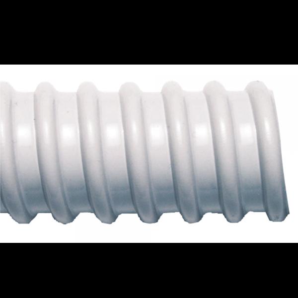 Spiralschlauch grau, 32mm, VPE 50m