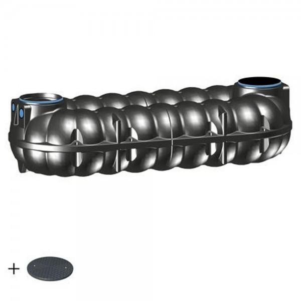 Regenwassertank NEO 10000 Liter BASIC Deckel TopCover 35 Jahre Garantie