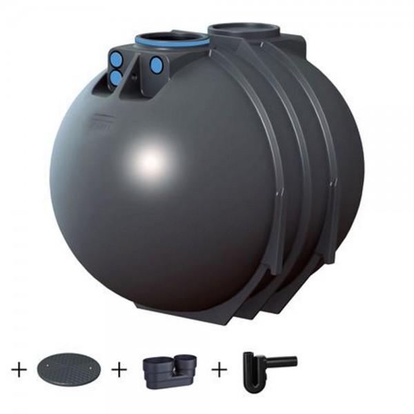 Erdtank BlueLine II 7600 Liter STANDARD