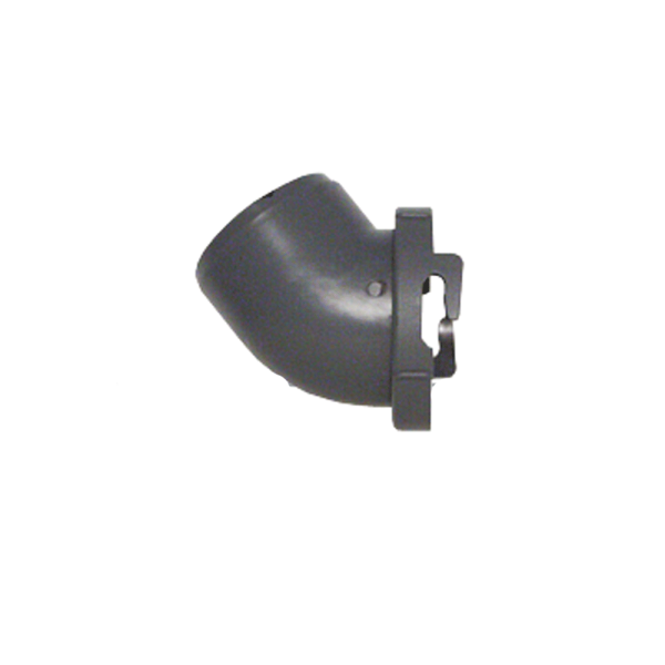 Schlauch-Anschluss 3 Zoll Bajonett gebogen