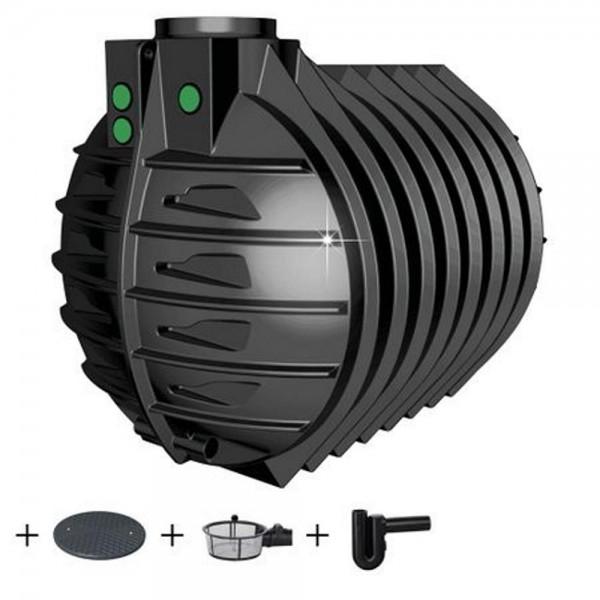 Regenwassertank 7500 l GARTEN inkl. Filter