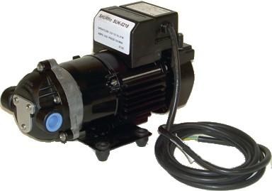 LILIE ShurFlo Industrieserie 230V, 6l
