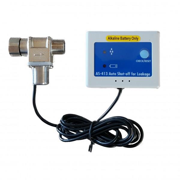 Wasserstop und Leckageschutz AS BR413 für den direkten Anschluss an Eckventil