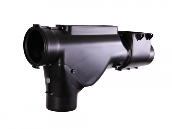 PURAIN Filter DN100 mit Skimmer WSP 100 ohne Rückstauklappe