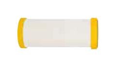 LILIE Certec® Aquanu 5' Keramikfilter- kartusche mit Carb.filt. u. Biofilm.
