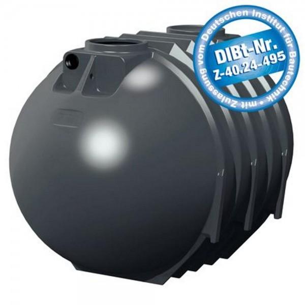 Sammelgrube 10000 Liter BlackLine II DIBt Zulassung