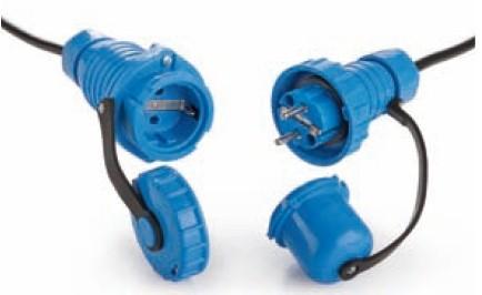 Kabelverbindungsset IP68 für dauerhaften Unterwassereinsatz