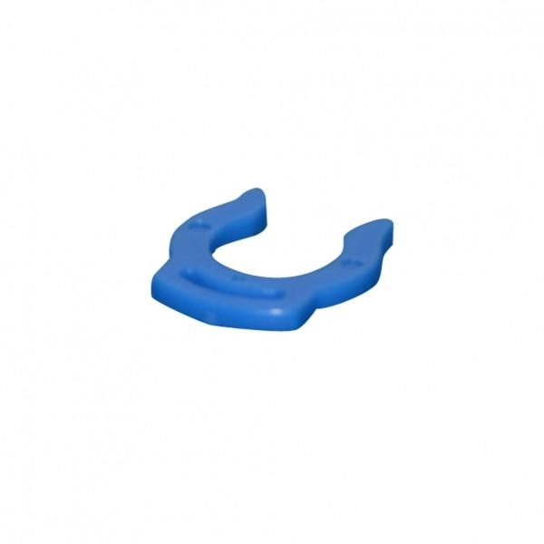 1/4' Sicherungsclip - blau