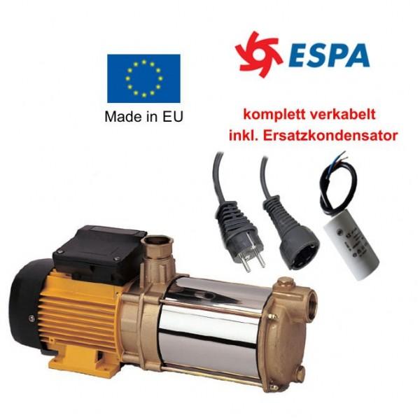 ESPA Aspri 15-4 MB ohne Pumpensteuerung mit Ersatzkondensator frachtfrei