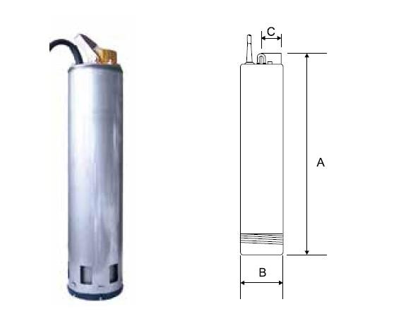 AQUAINOX 300-5, 400 V
