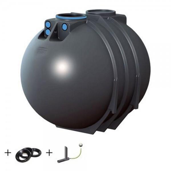 Retentionsspeicher BlueLine 7600 liter mit Drossel