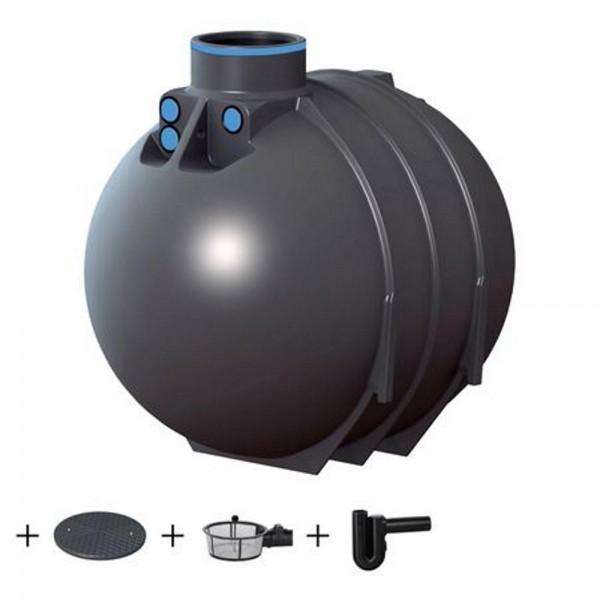Erdtank BlueLine II 5200 Liter ECO