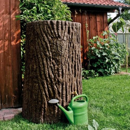 3P Regenspeicher Evergreen 475l dunkelbraun