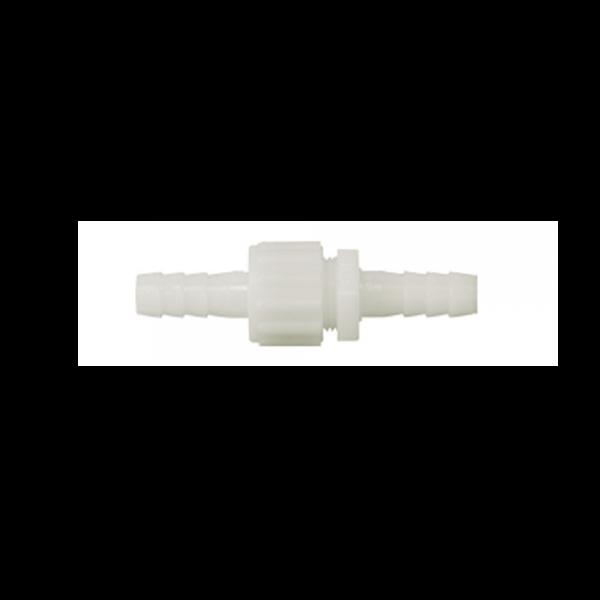 Schlauch-Kupplung PP 12mm