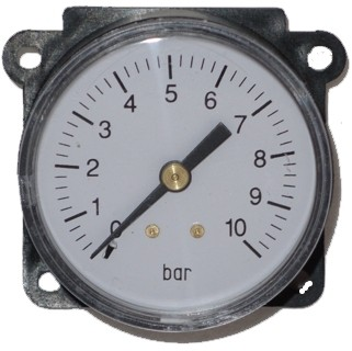 Manometer 10 bar Kit02-3 Kit02-4 6-stelllige SN Teil Nr. 2