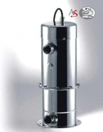 Steelpumps X-AMV 150 autom. Edelstahl- kreiselpumpe m. integ. Drucksteuerung